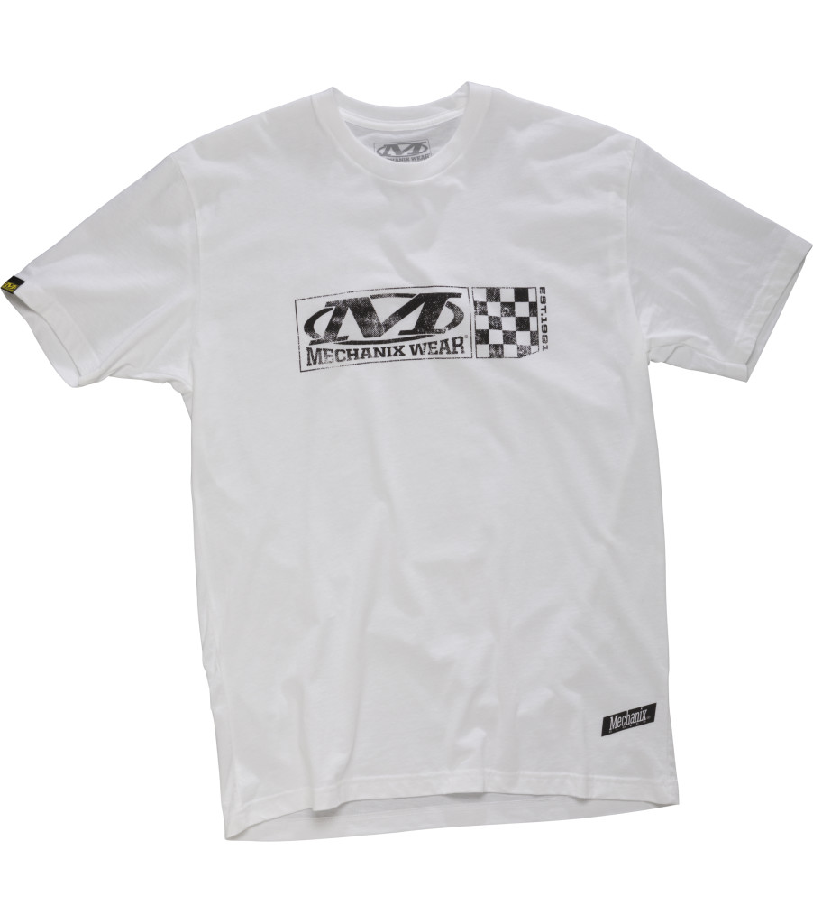 Velocity T-Shirt, White, large image number 0
