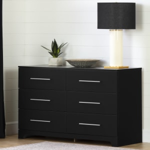 Primo - 6-Drawer Double Dresser