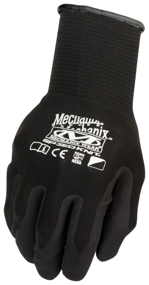 Speedknit Nitrile Coated Work Gloves Mechanix Wear