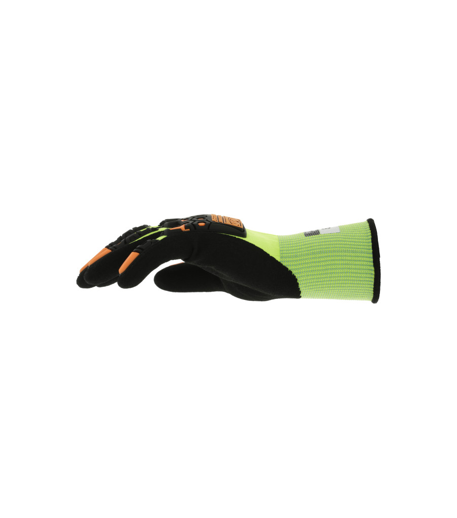 SpeedKnit™ M-Pact® Hi-Viz S5DP91, Fluorescent Yellow, large image number 4
