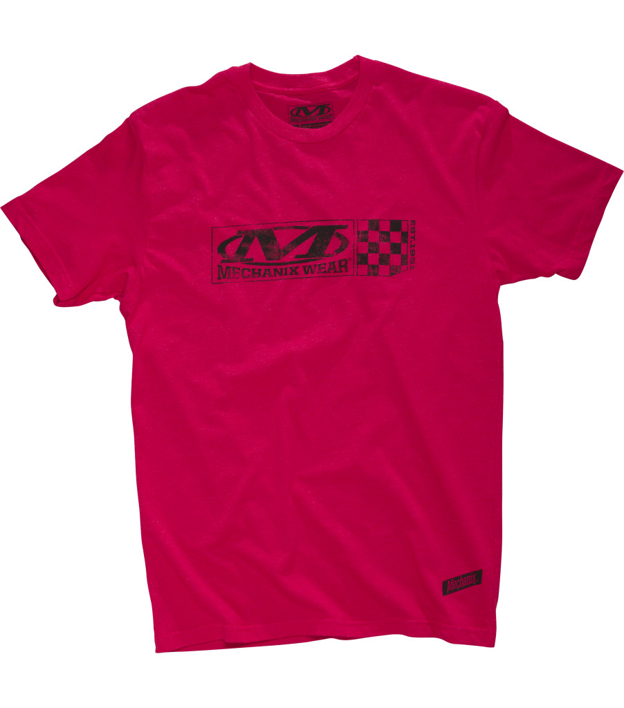 Velocity T-Shirt, Red, large image number 0