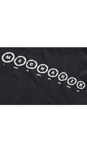 Socket Long Sleeve Shirt, Black, large