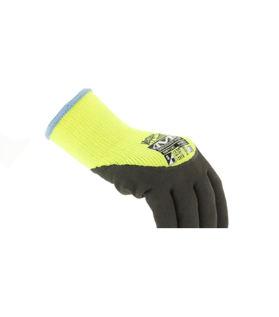 Hi-Viz SpeedKnit™ Thermal, Fluorescent Yellow, large image number 2
