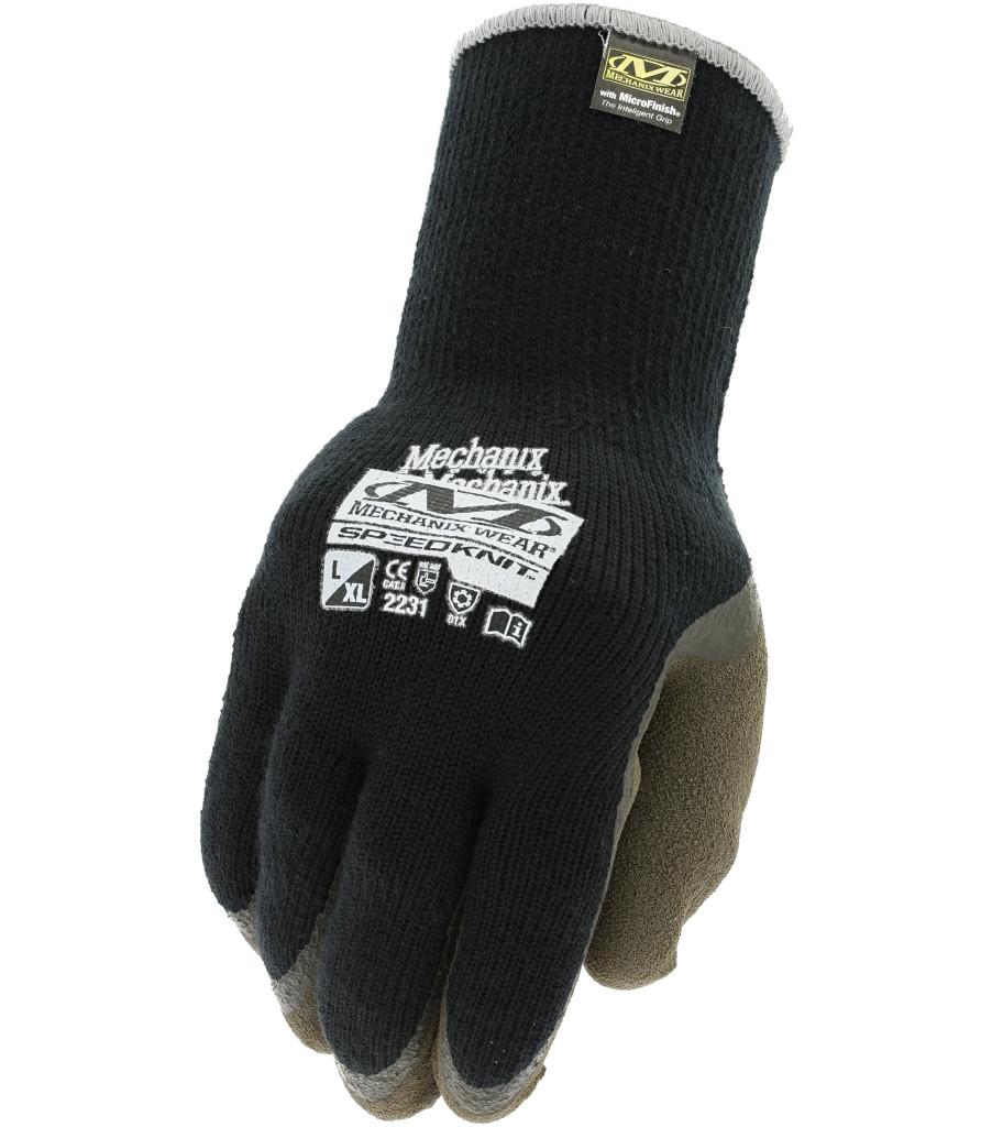 Thermal Knit, Black, large image number 0