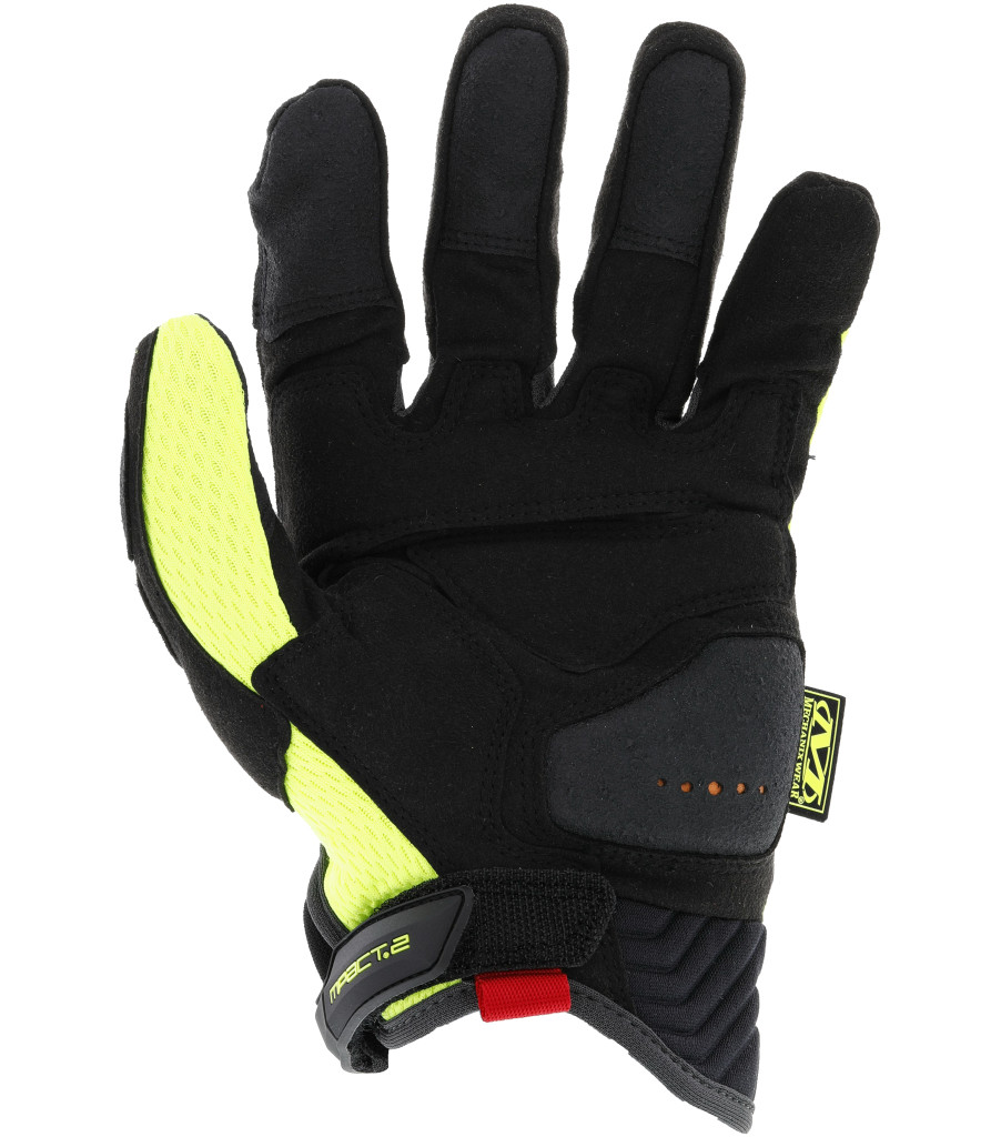 Hi-Viz M-Pact® 2, Fluorescent Yellow, large image number 1