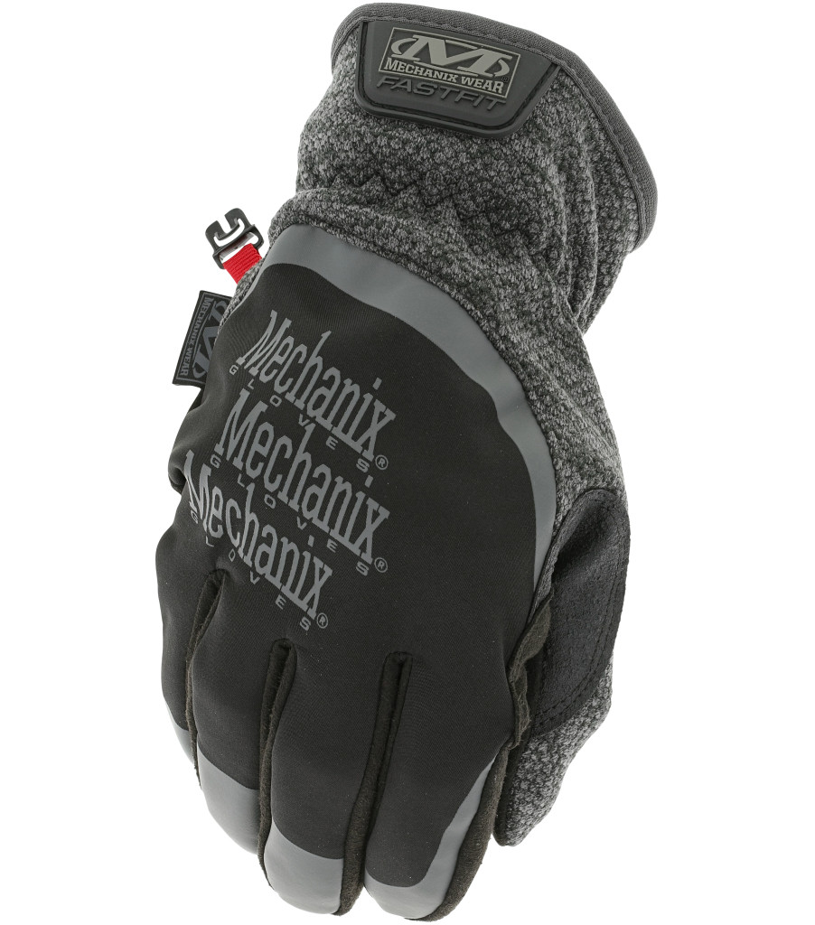ColdWork FastFit®, Gris/noir, large image number 0