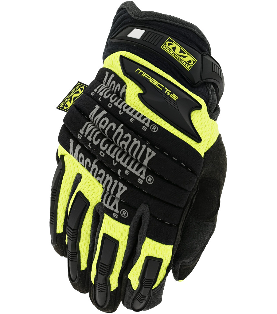 Hi-Viz M-Pact® 2, Fluorescent Yellow, large image number 0