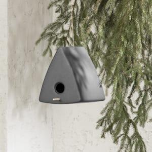 Dalya - Triangle Decorative Birdhouse