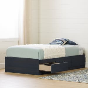 Aviron - Mates Bed with 3 Drawers