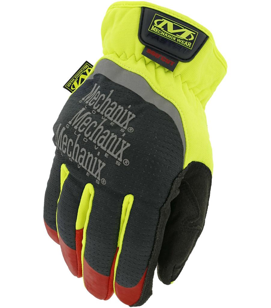 Hi-Viz FastFit® D4-360, Fluorescent Yellow, large image number 0