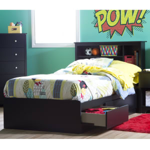 Vito - Mates Bed with 3 Drawers