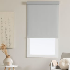 Modern - Motorized Blackout Shade with Rechargeable Battery