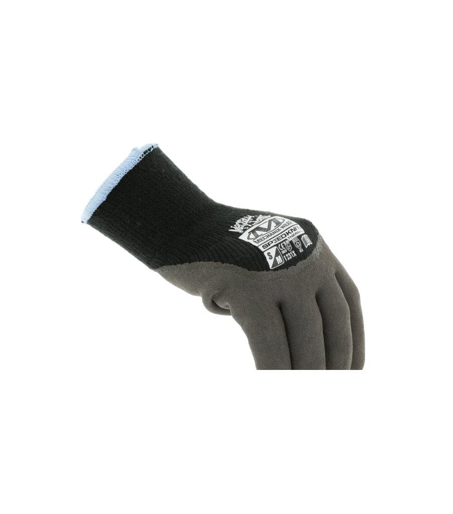 SpeedKnit™ Thermal, Black, large image number 2