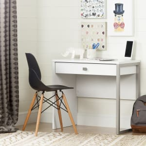 Interface - Desk with 1 Drawer