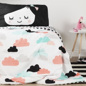 Dreamit - Night Garden Comforter and Pillowcases