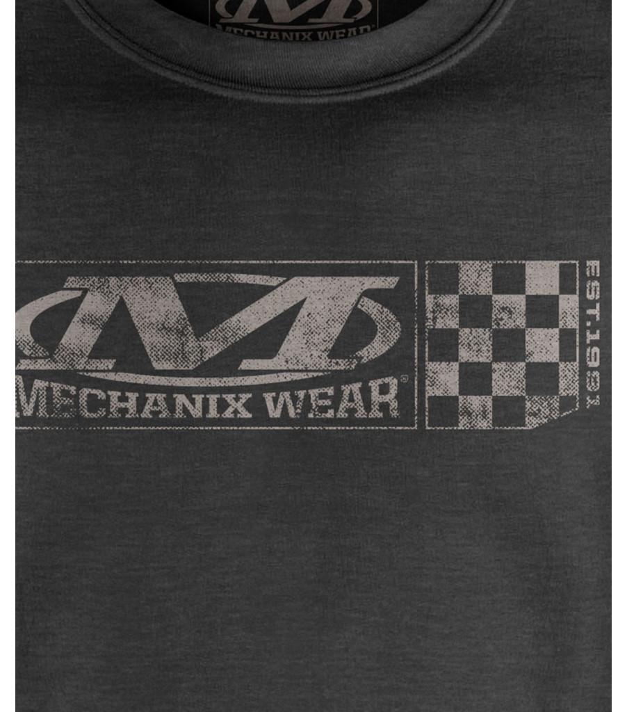 Velocity Crew Sweatshirt, Charcoal, large image number 1