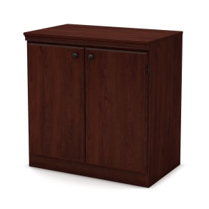 Morgan - Small 2-Door Storage Cabinet