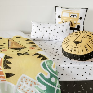 Dreamit - 6-Piece Baby Bedding Baby Tiger