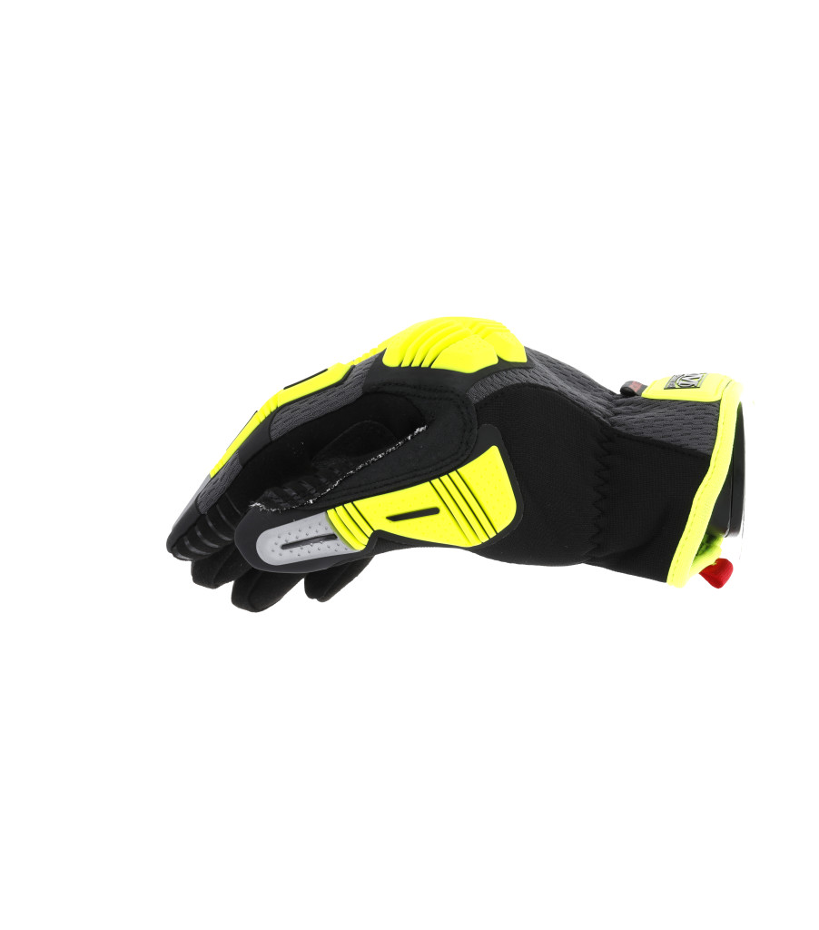 Hi-Viz M-Pact® Open Cuff E5, Fluorescent Yellow, large image number 3