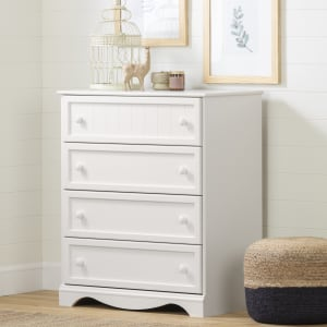 Savannah - 4-Drawer Chest