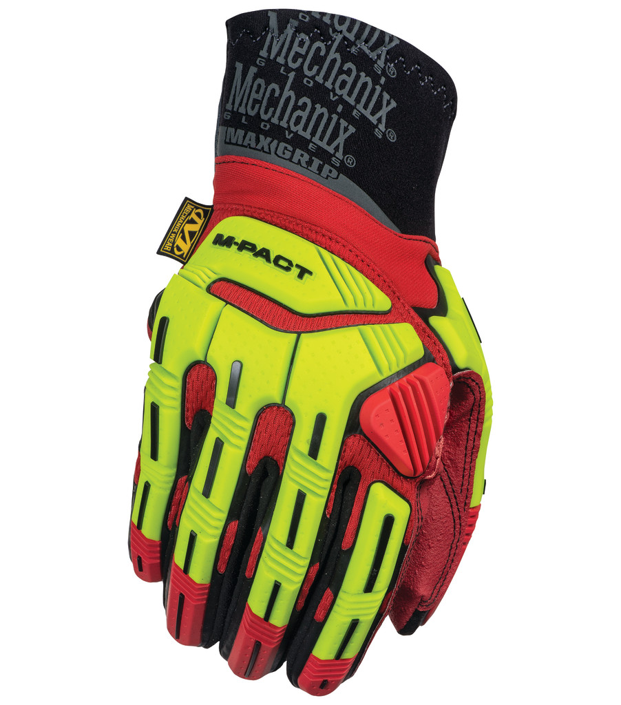 M-Pact® XPLOR™ Grip, Fluorescent Yellow, large image number 0