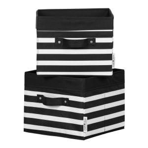 Storit - Canvas Baskets, 2-Pack