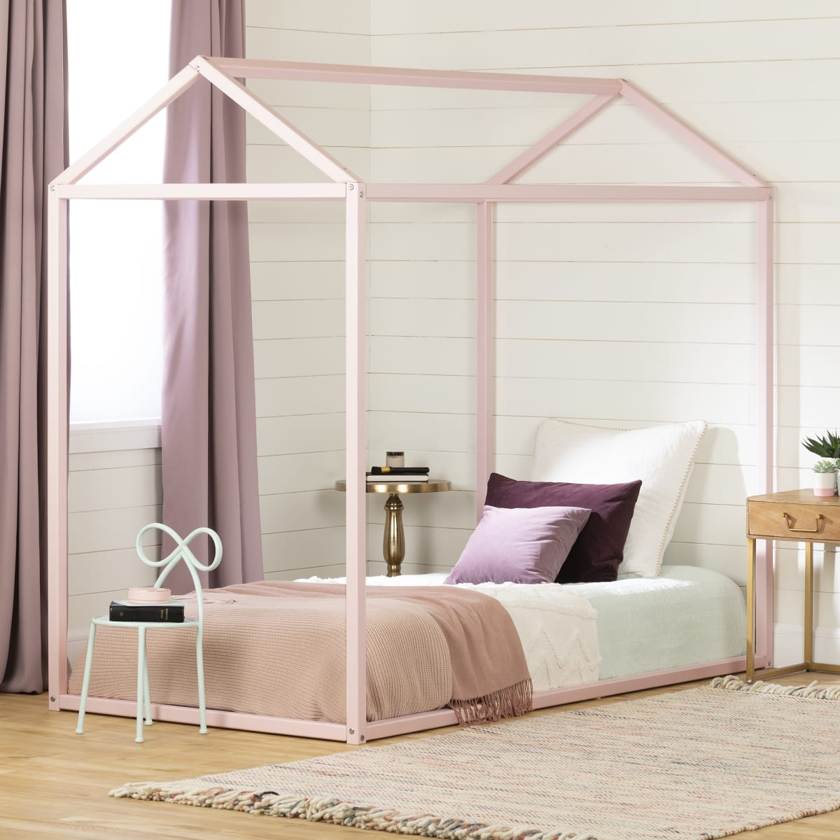 Sweedi House Bed Bed Kids Bedroom Baby And Kids Products South Shore Furniture Us Furniture For Sale Designed And Manufactured In North America