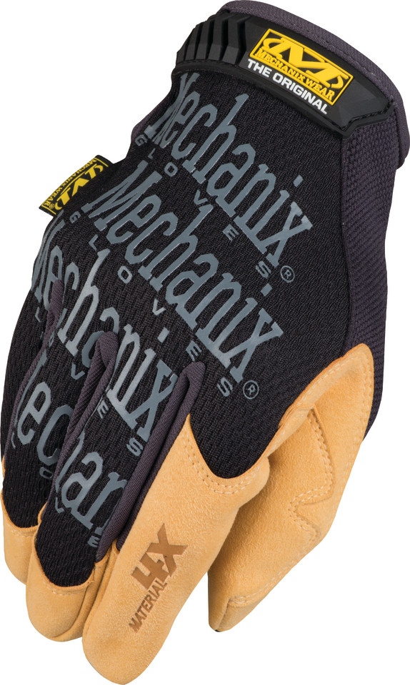 G-Force 4104XLGRD ProRS Red X-Large Reverse Seam Gloves