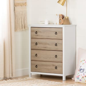 Cotton Candy - 4-Drawer Chest