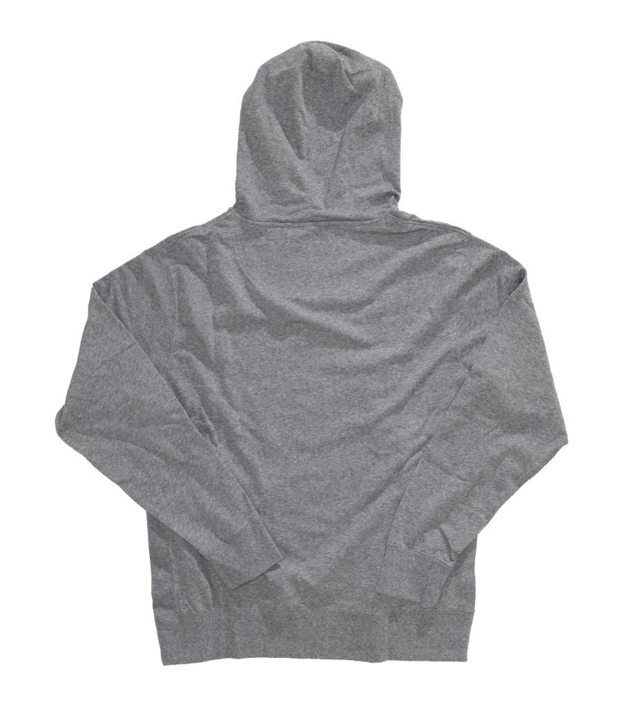 The Original® Logo Hoodie, Grey Heather, large image number 1