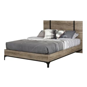 Valet - Platform Bed with headboard