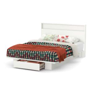 Holland - Platform Bed and Headboard Set