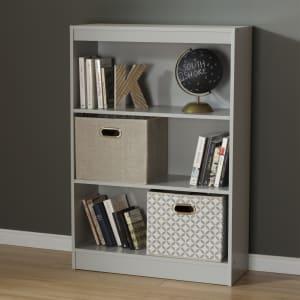 Axess - 3-Shelf Bookcase