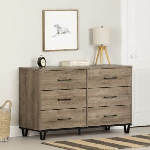 Arlen - 6-Drawer Double Dresser