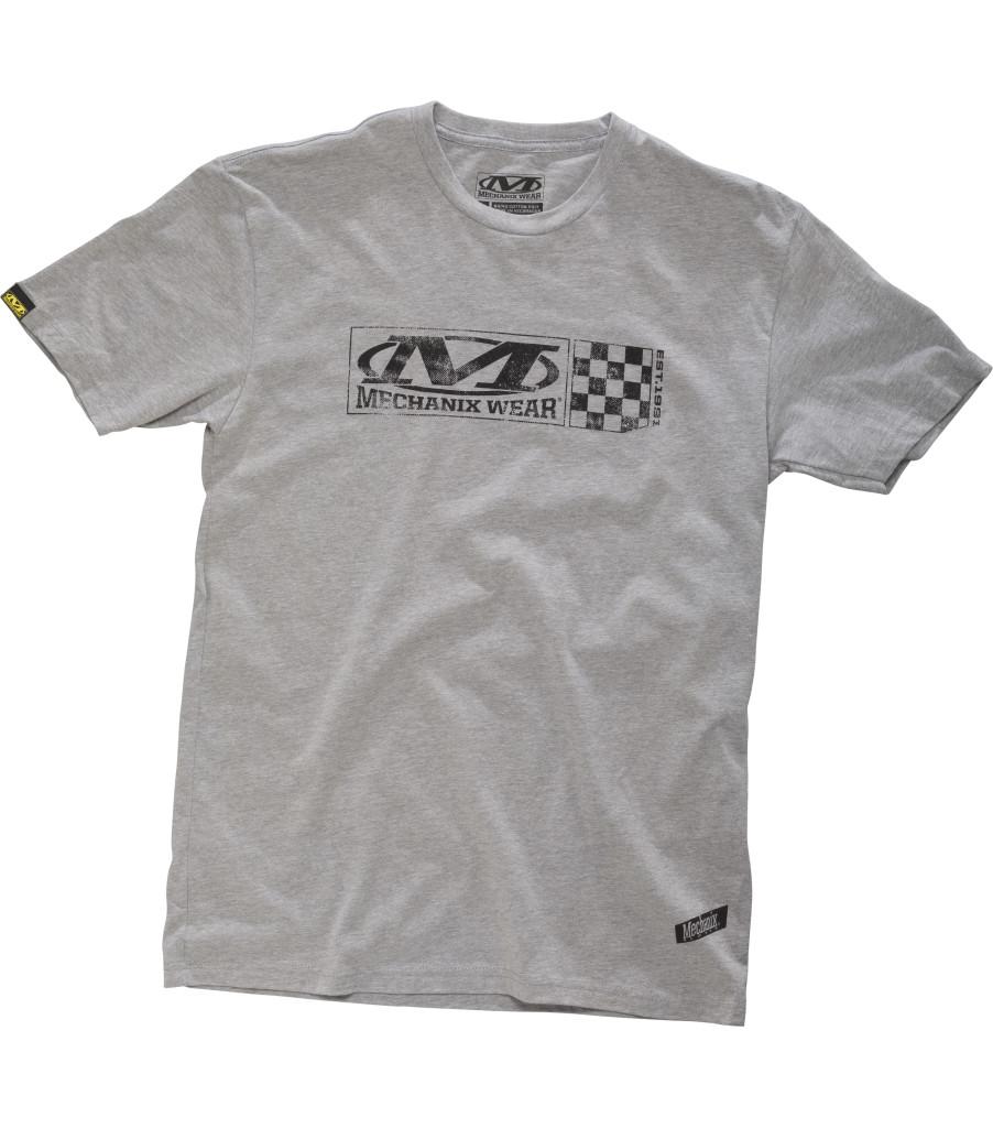 Velocity T-Shirt, Grey, large image number 0