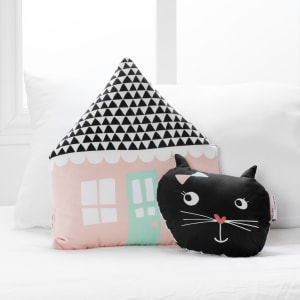 Dreamit - Night Garden Throw Pillows, 2- Pack