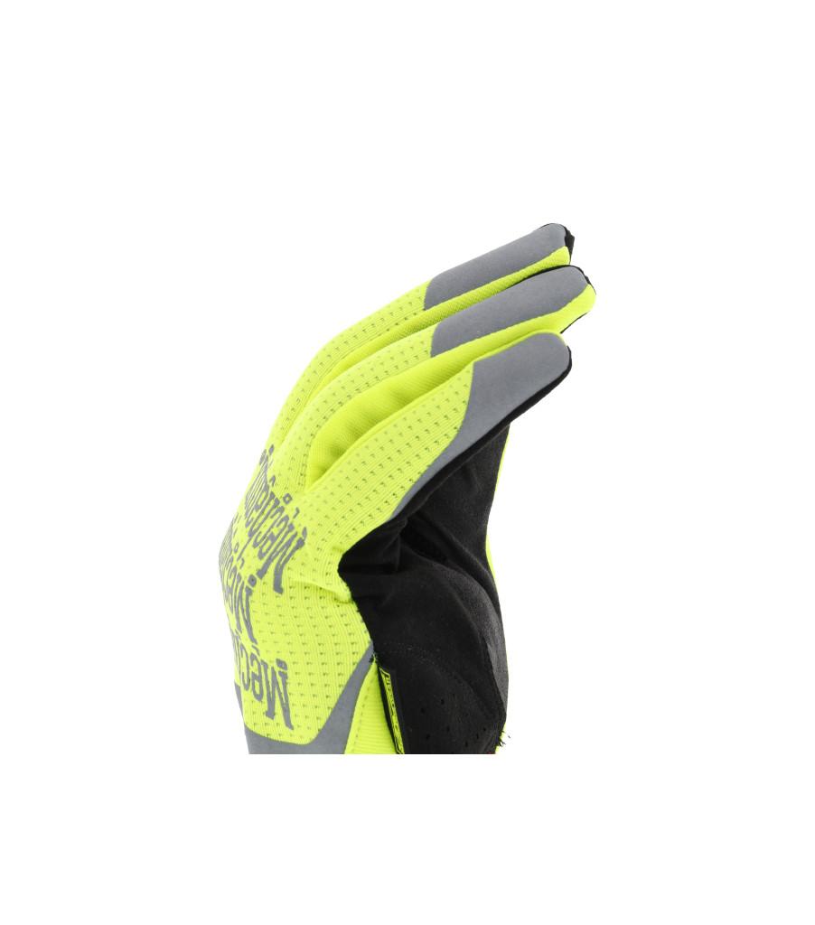Hi-Viz FastFit®, Fluorescent Yellow, large image number 4