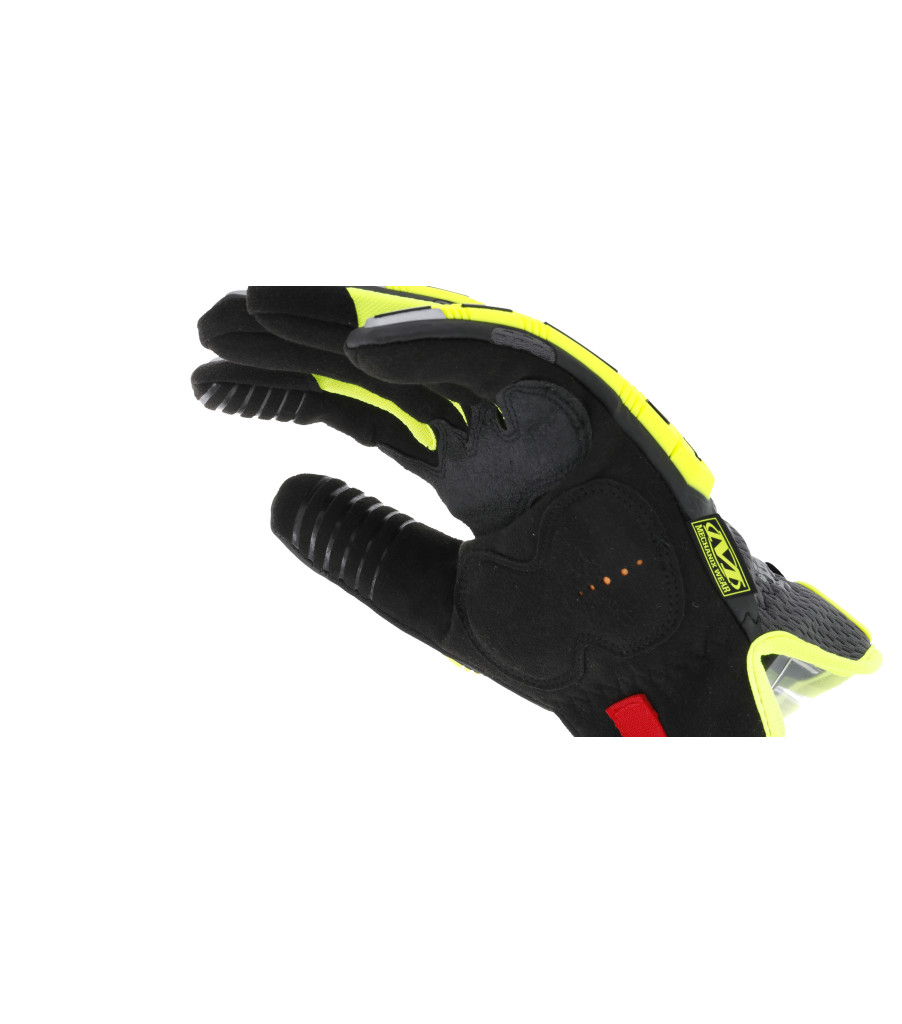 Hi-Viz M-Pact® Open Cuff E5, Fluorescent Yellow, large image number 5