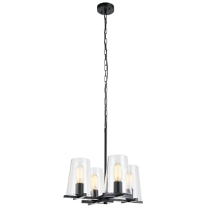 Baran - 4-light LED Pendant