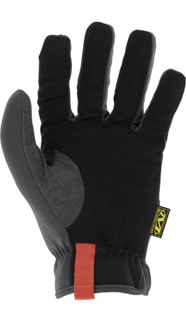 Mechanix Wear X 100% FastFit, Grey/Black, large