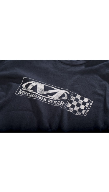 T-shirt Velocity, Black, large