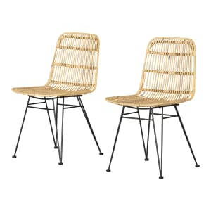 Balka - Rattan Dining Chair, Set of 2