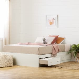 Summer Breeze - Mates Bed with 3 Drawers