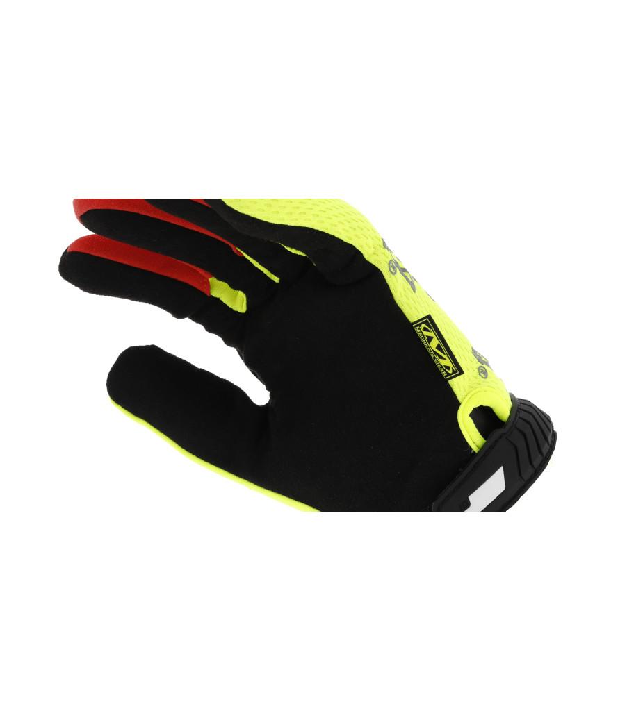 The Original® Hi-Viz D4-360 Cut Resistant, Fluorescent Yellow, large image number 6