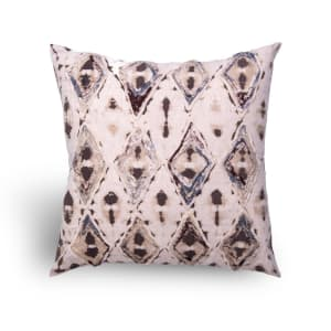 Nostra - Blue Velvet Pillow