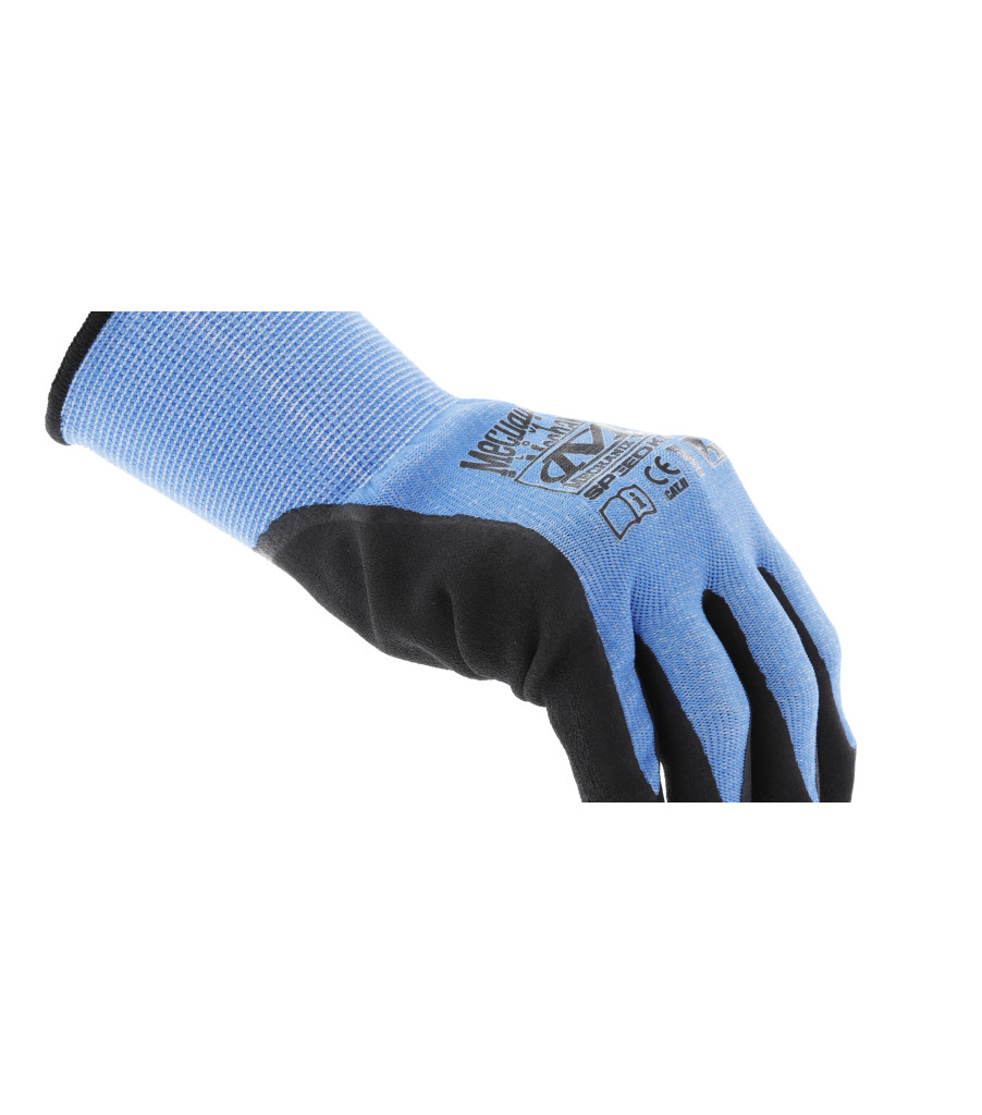 SpeedKnit™ CoolMax®, Blue, large image number 2