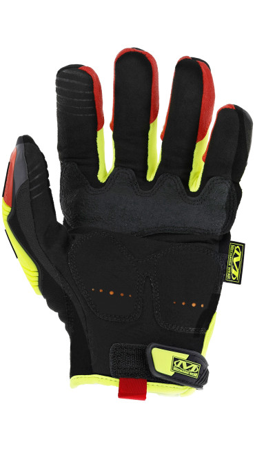 Hi-Viz M-Pact® D4-360, Fluorescent Yellow, large