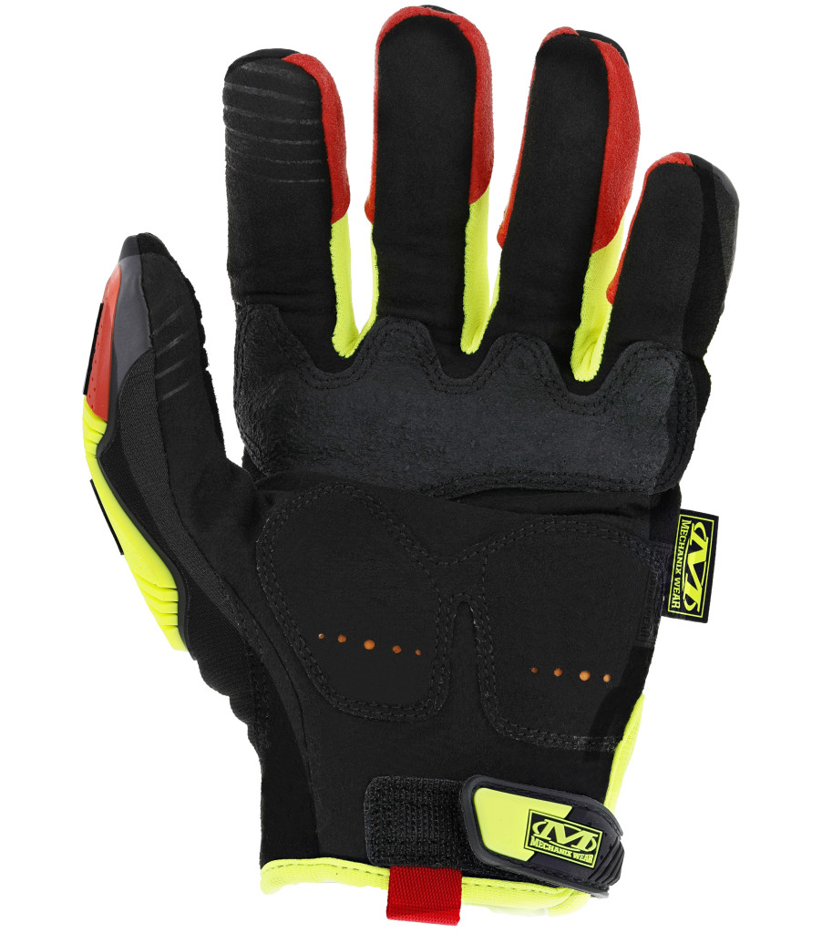 Hi-Viz M-Pact® D4-360, Fluorescent Yellow, large image number 1