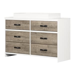 Hankel - 6-Drawers Changing Table with Removable Top