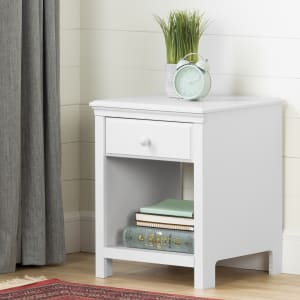 Cotton Candy - 1-Drawer Nightstand
